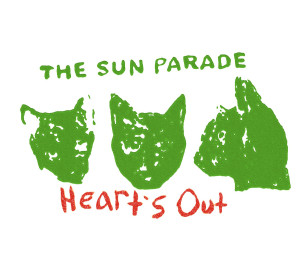 """Heart's Out,"" by The Sun Parade; 2014; image courtesy The Sun Parade."