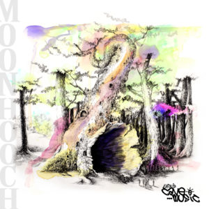 Moon Hooch's 2014 release, This Is Cave Music, available through our affiliate link with Amazon.com