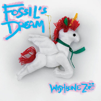 """Fossil's Dream,"" by Wishbone Zoë, 2015, image courtesy Wishbone Zoë. Album available for purchase through Bandcamp!"