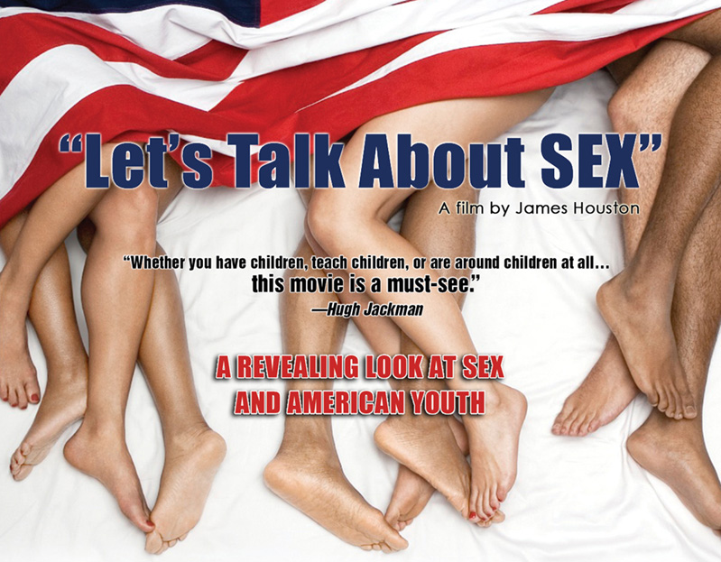 "The Documentary, ""Let's Talk about Sex,"" receives a free screening Wednesday, May 6 at 6:30 p.m. at the North Adams Movieplex 8"