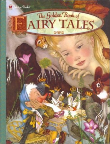 The Golden Book of Fairy Tales. by Adrienne Segur (Illustrator), Marie Ponsot (Translator)