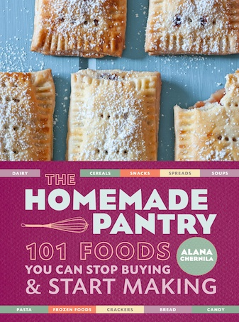 "Alana's first effort, ""The Homemade Pantry, 101 Foods You Can Stop Buying and Start Making,"" has become a top go-to for frugal, creative cooks."