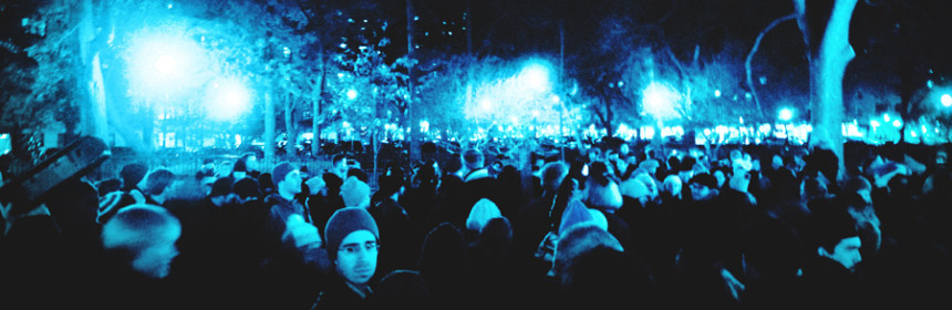"""Unsilent Night,"" created by Phil Kline and performed in cities around the world will occur in North Adams; photo courtesty unsilentnight.com"