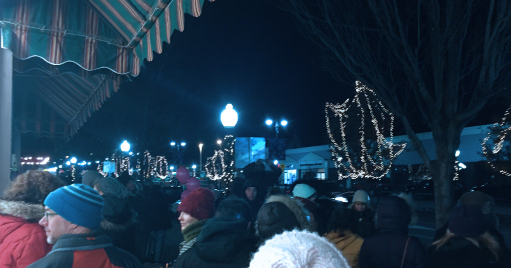 "North Adams is expected to turn out in force again for another internationally celebrated ""Unsilent Night;"" photo courtesy of MCLA Berkshire Cultural Resource Center."