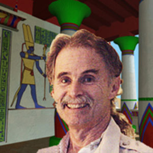 Donald Sanders, a pioneer of virtual representations to aid historical understanding, will speak at Hevreh of Southern Berkshire on June 3 at 10:45 a.m.