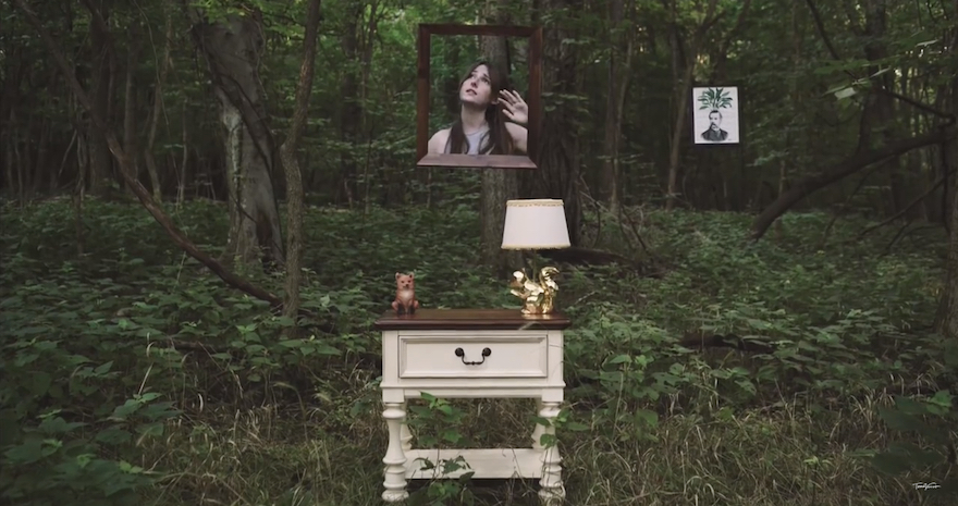 "Tessa Violet's newly released single ""Dream,"" is sweet intoxication. The video, directed by Isaac White, lures the viewer into an emotional landscape of untethered longing."