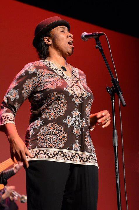 "Frontwoman and founding member Gina Coleman credits an appearance in a Williamstown Theatre Festival production of ""A Raisin in the Sun"" in part for leading her down the path to the Blues (submitted photo)."