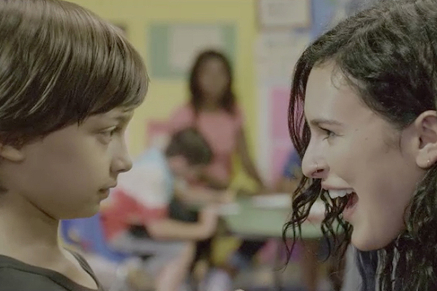 """In """"Six Letter Word,"""" written and directed by, Lisanne Sartor, an unlikely mother is forced to confront her young son's autism after an unlikely encounter with one of her johns."""