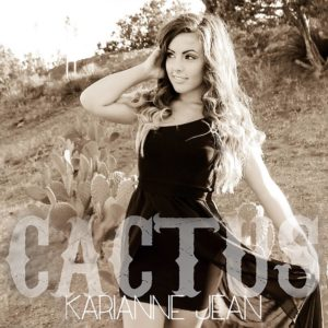 "Karianne Jean Perpoli, with ""Cactus,"" from her EP, Don't Miss"