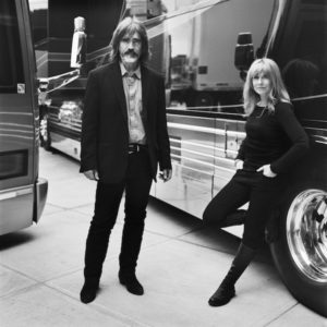 "Larry Campbell and Teresa Williams, with ""Did You Love Me At All,"" off their self-titled debut release"