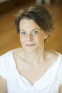 Kristen Van Ginhoven, Founding Director WAM Theatre; photo courtesy WAM Theatre.
