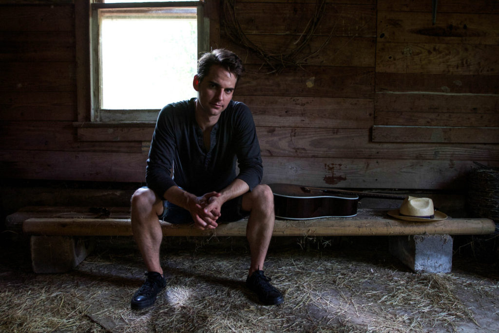 "Keeton Coffman discusses Life, The Universe, and Everything (especially music) in our extended interview below. We hear ""Killer Eyes"" and ""What We're Reaching For"" from his 2016 release, Killer Eyes; photo courtesy Keeton Coffman"