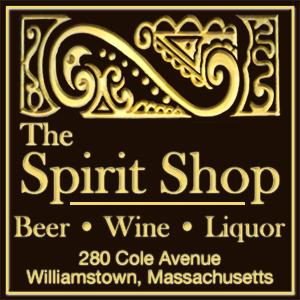 The Spirit Shop, Williamstown, Massachusetts