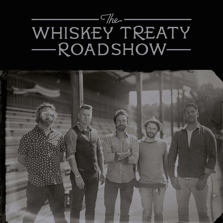 The Whiskey Treaty Roadshow