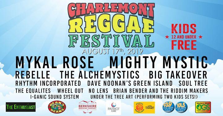 Charlemont Reggae Festival 2019 •