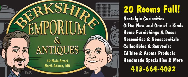 Advertisement—The Berkshire Emporium