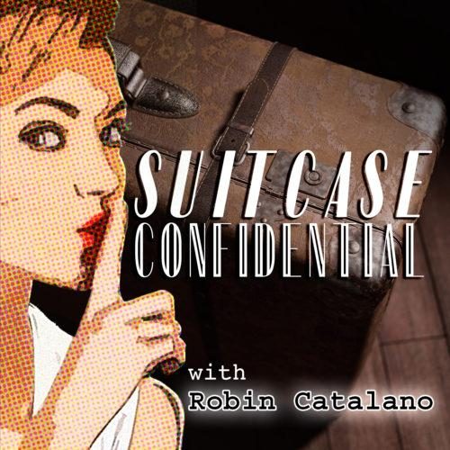 Podcast art for Suitcase Confidential